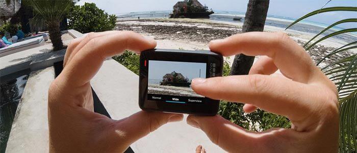 GoPro HERO6 camera - Новинки от компании GoPro: камеры Fusion и HERO6 Black.