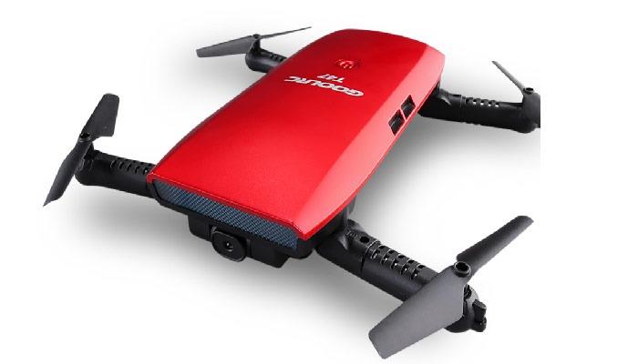 GoolRC T47 Drone gotov k polyotu