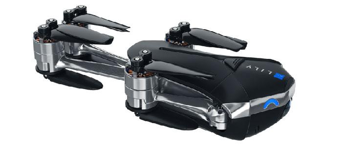 Lily Next Gen dron - Lily Next-Gen возвращение полузабытой летающей камеры.