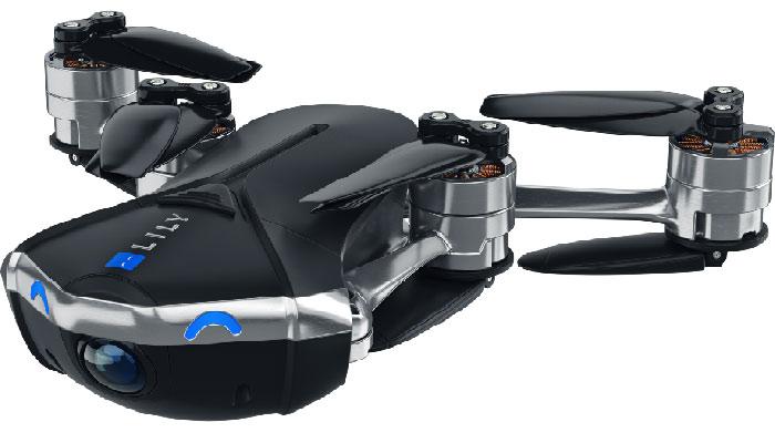 Lily Next Gen kvadrokopter - Lily Next-Gen возвращение полузабытой летающей камеры.