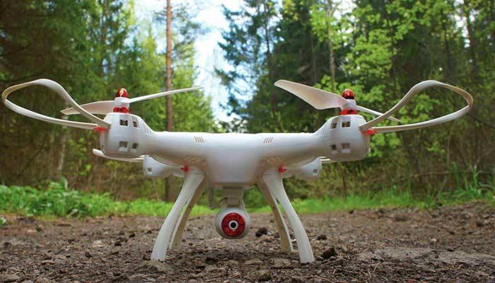 SymaX8SW обзор дрона