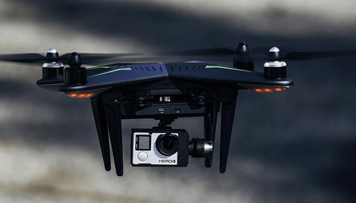 Xiro Xplorer G dron s kameroj