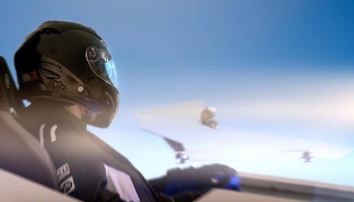 Alauda Racing pilot