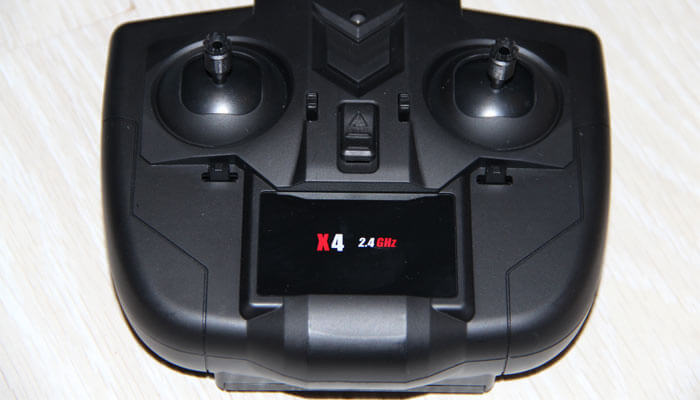 XK X150 W apparatura upravleniya