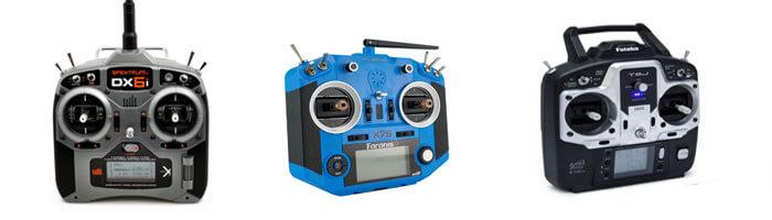 appraratura upravleniya dronom