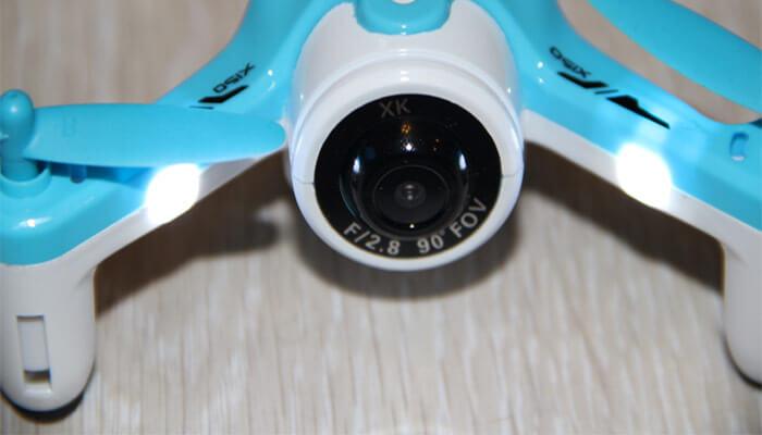 kamera kvadrokoptera 720P XK X150 W