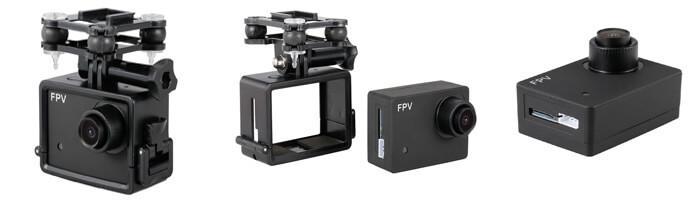 Bayangtoys X21 podves i kamera