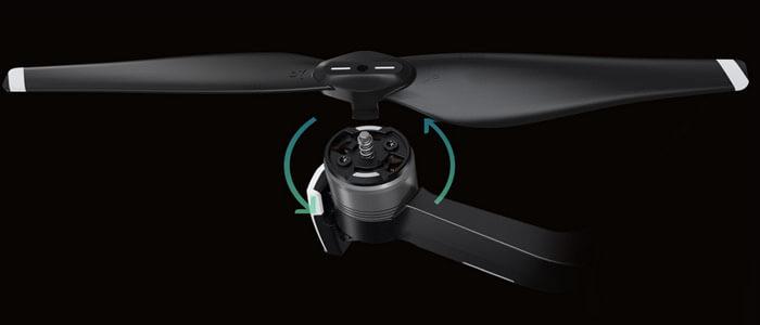 Mavic Air propellery