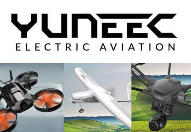 Yuneec International с новинками на выставке CES 2018