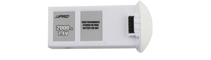 JJRC JJPRO X3 akkumulyator kvadrokoptera