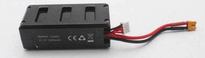 MJX Bugs 8 Pro akkumulyator drona