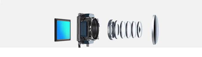 MJX Bugs 8 Pro kamera
