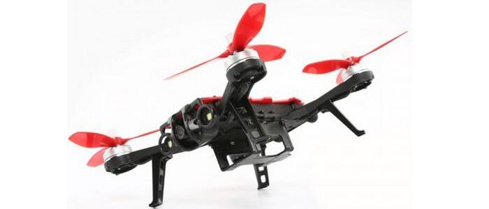 MJX Bugs 8 Pro vid sboku