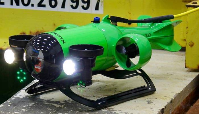 Aquabotix Endura 100 dron