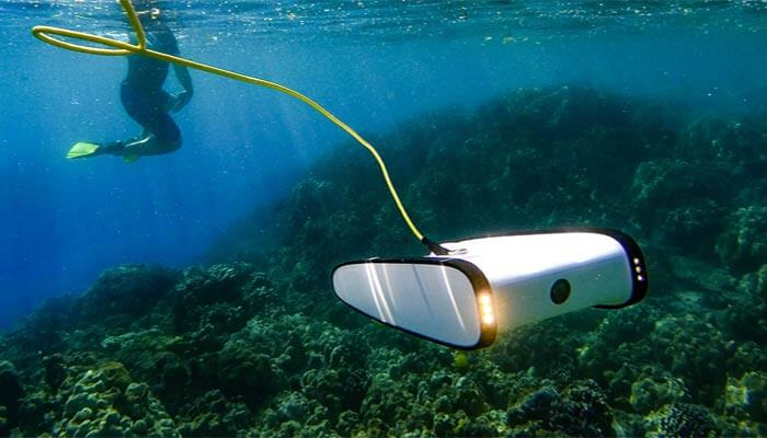 OpenROV Trident dron