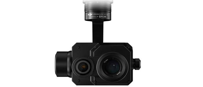 Zenmuse XT2 kamera