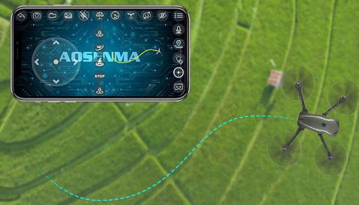 Aosenma CG033 i ee letnye harakteristiki