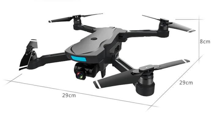 Aosenma CG033 razmery drona