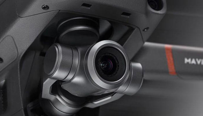 DJI Mavic 2 Enterprise kamera drona