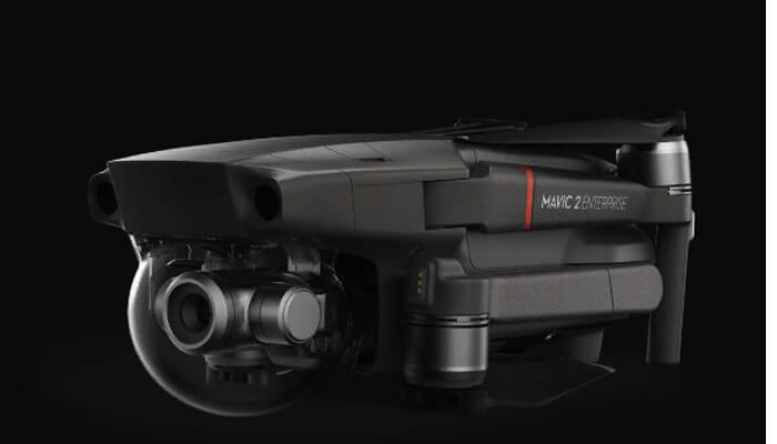 DJI Mavic 2 Enterprise kamera