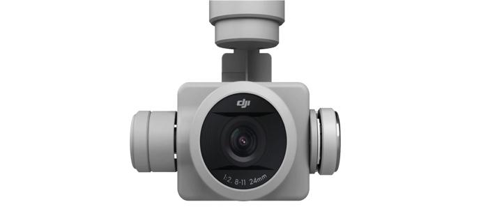 DJI Phantom 4 Pro v2.0. kamera drona