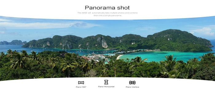 FIMI X8 SE Panorama Shot