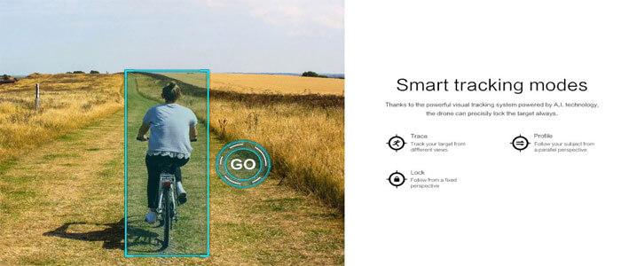 FIMI X8 SE Smart Tracking Mode