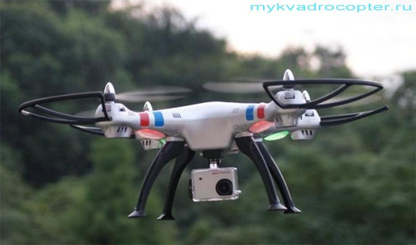 kvadrokopter syma x8g s hd kameroi 8mp
