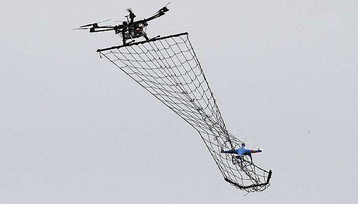 sredstva borby s dronami