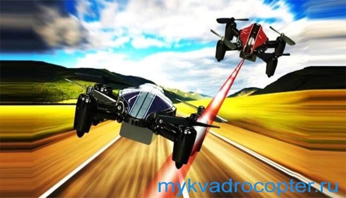 Топ-5 готовых гоночных квадрокоптеров на 250 раме