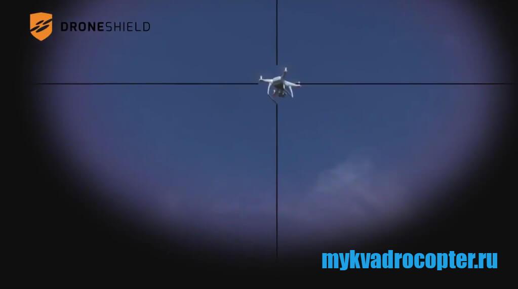 dronegun protiv dronov