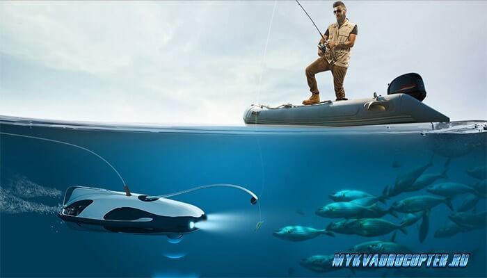 powerray novyj gadzhet dlya sovremennyh rybakov