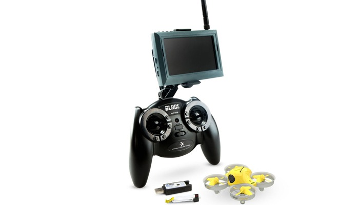 Blade Inductrix FPV pult