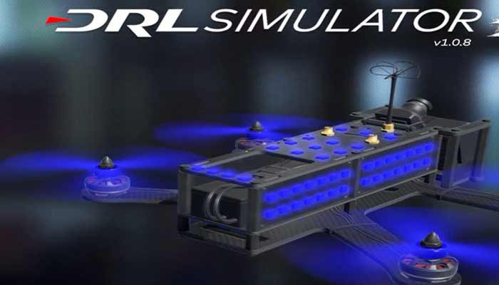 DRL Free FPV Simulator 1