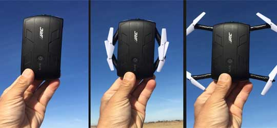 JJRC H37 dron