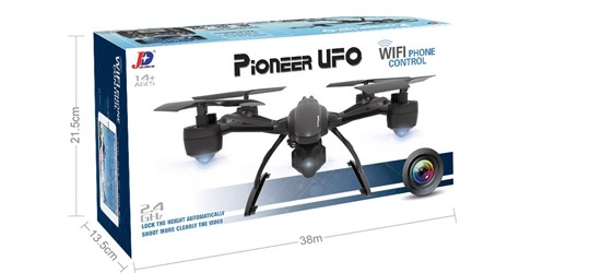 JXD 509G Pioneer UFO dron