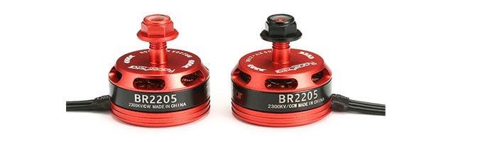Racerstar BR 2205 2300 KV motory