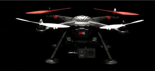dron xk x380