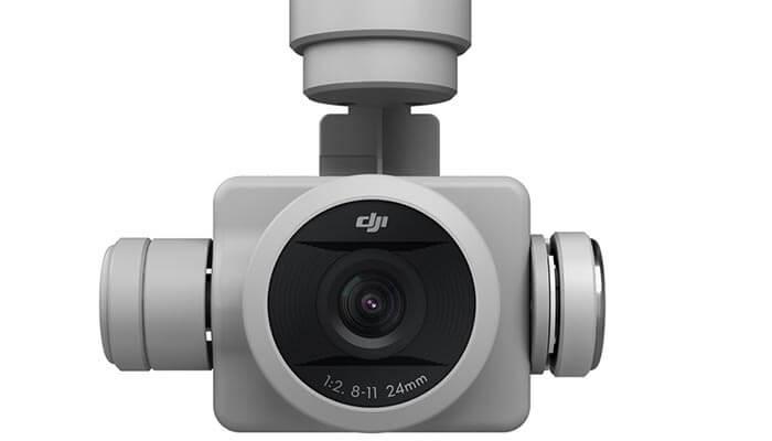 kamera Phantom 4 Pro plyus