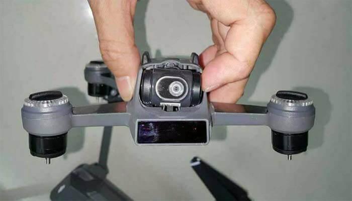 kamera dji Spark
