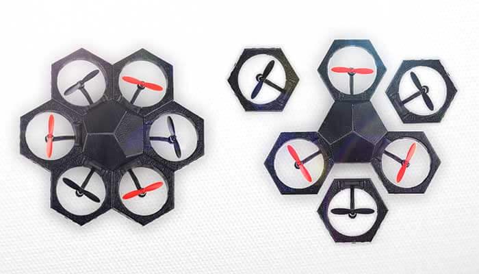 Airblock modulnyj dron
