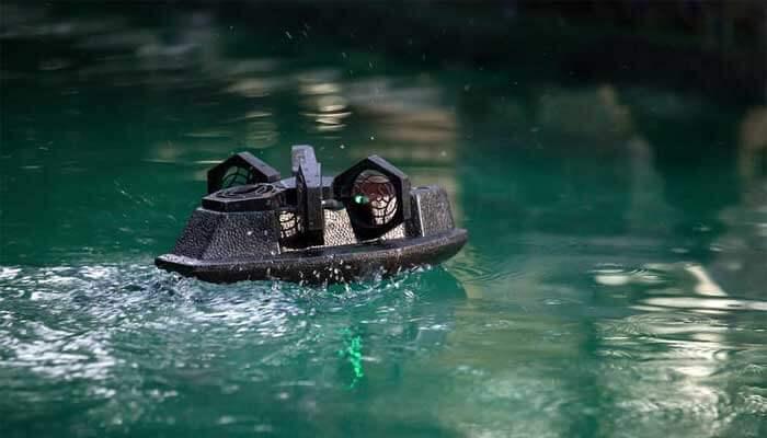 Airblock na vode