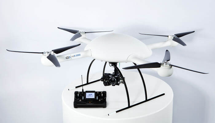 Microdrones Md4 3000