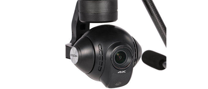 Typhoon H kamera 4k