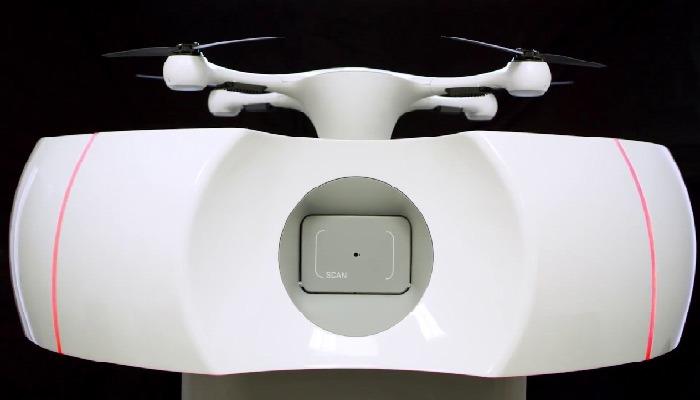 Matternet M2 Drone