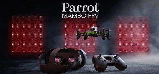 Parrot Mambo FPV kupit