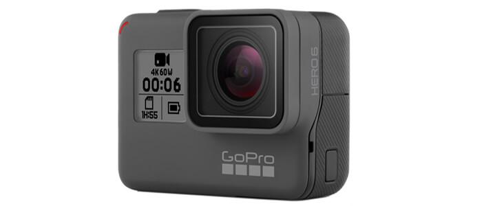 kamera GoPro HERO6