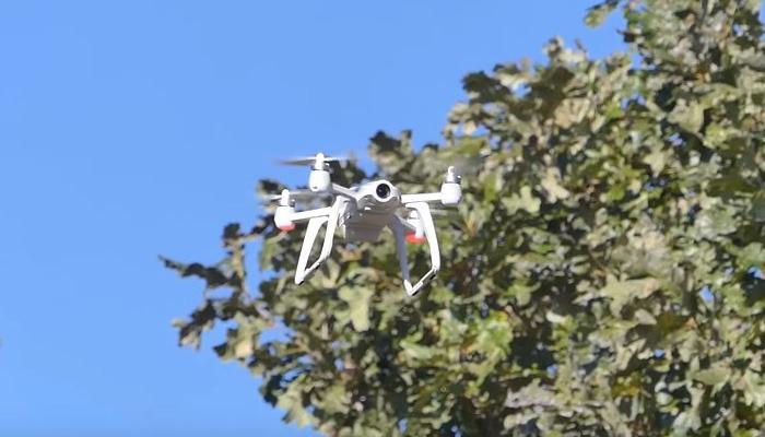 walkera aibao aerial