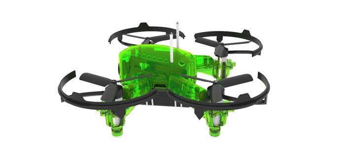 Eachine Q90C dron foto sboku