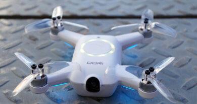 uvify oori dron